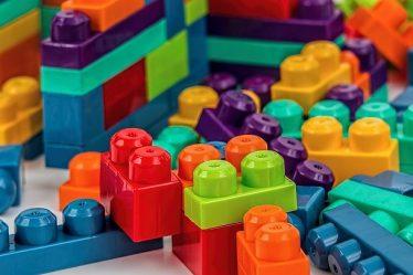 bloc de construction pour enfant