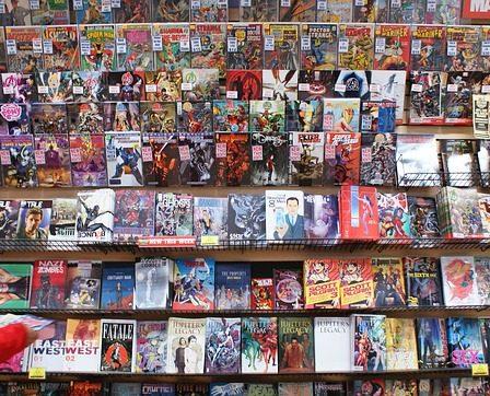 bandes dessinées