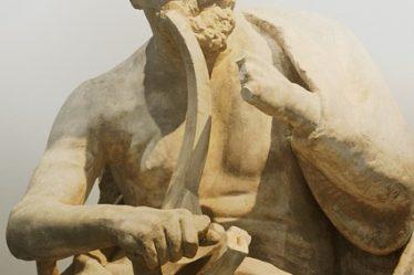 statue d'homère