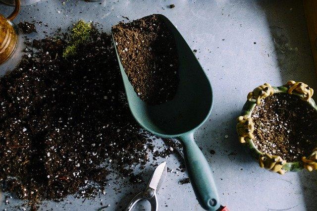 jardinage terre